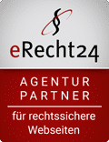 HD24 Webdesign Agentur eRecht24 Premium Partner