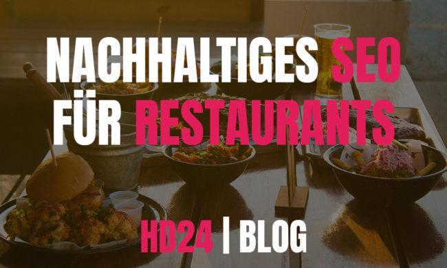 Restaurant-SEO-Gastronomie-Suchmaschinenoptimierung